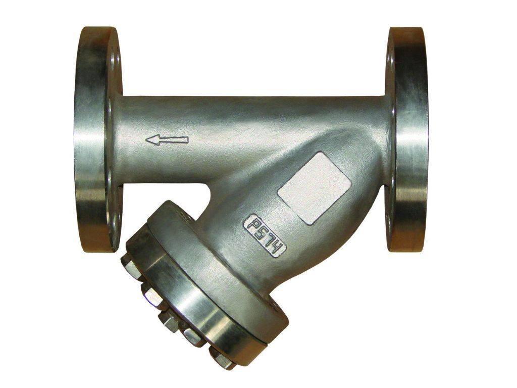 焊制Y型过滤器