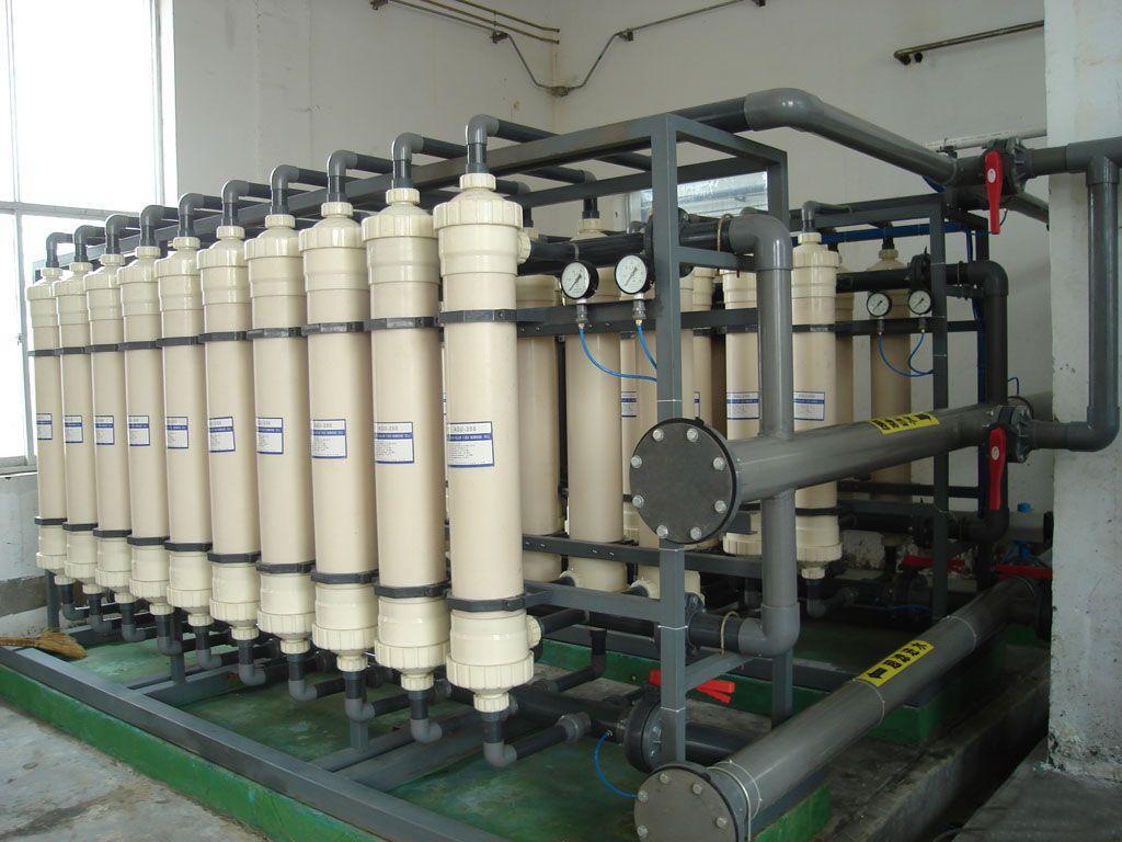 超滤设备(矿泉水、山泉水设备)