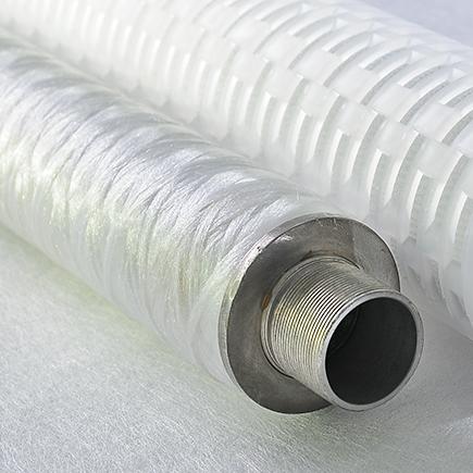 电厂高性能纤维线绕滤芯