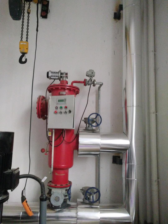 电力行业自清洗过滤器