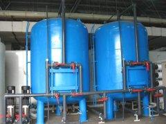 煤化工行业-多介质过滤器的应用