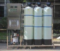 农村用一体化污水处理设备(软化水设备)应用