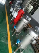 自清洗过滤器在煤化工行业中的应用