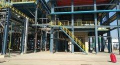 钢铁行业自清洗过滤器应用