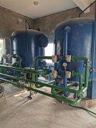 多介质过滤器在电力行业的应用