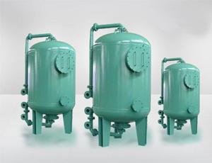 多介质过滤器在生活污水中的应用