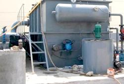 安徽阜阳沼液处理系统项目