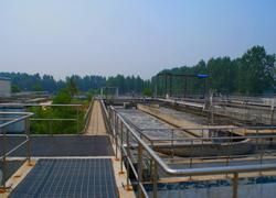 化纺厂废水处理系统及处理方法