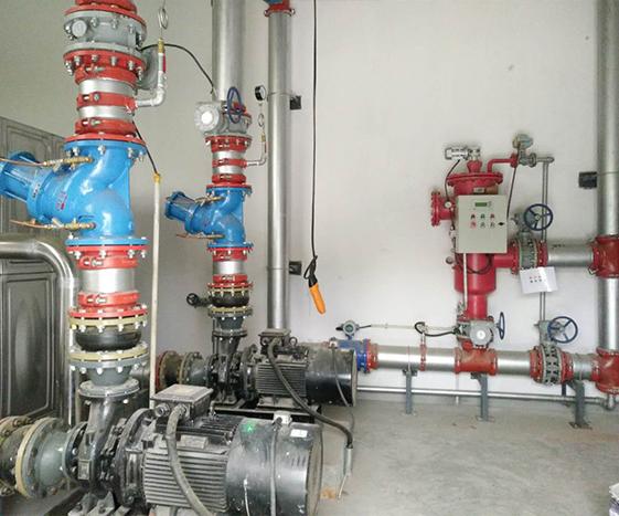 钢厂循环水过滤案例
