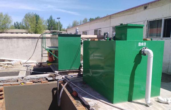 一体化污水处理设备环境解决方案及应用