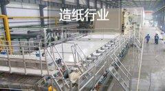 造纸行业节水减排解决方案