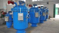 水产养殖行业自清洗过滤器应用