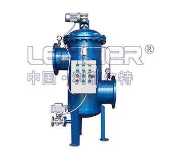 锅炉补给循环水自清洗过滤器