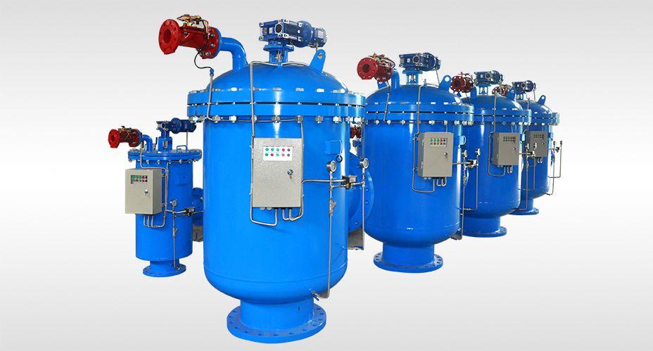 钢厂冷凝水自清洗过滤器